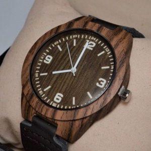 c3b0fa3502 Ρολόι ανδρικό ξύλινο